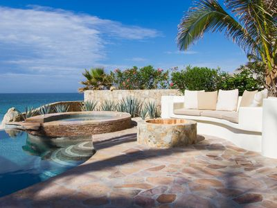 Photo for Beachfront house, best price in Los Cabos!