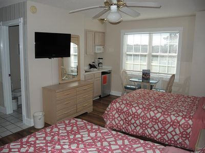 Photo for Studio unit at Brunswick Resort and Golf, 27 Hole Golf Course, Outdoor Pool, Beaches Nearby (509L)