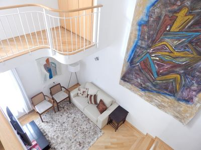 Photo for Charm Duplex 2bedr 2bath near metro Av. Paulista, pool garage wash/dry machine