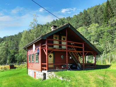 Photo for Vacation home Saurdalen (FJS015) in Sognefjord, Nordfjord, Sunnfjord - 5 persons, 3 bedrooms
