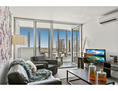 Photo for Modern Two Bedroom Apartment in Melbourne CBD