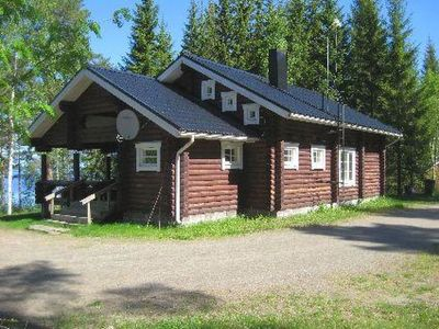 Photo for Vacation home Pielislinna/savilahti in Juuka - 10 persons, 4 bedrooms