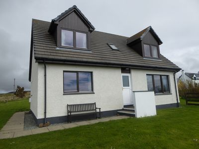 Photo for Spacious Rural Self Catering Cottage with Stunning Sea Views on Skye