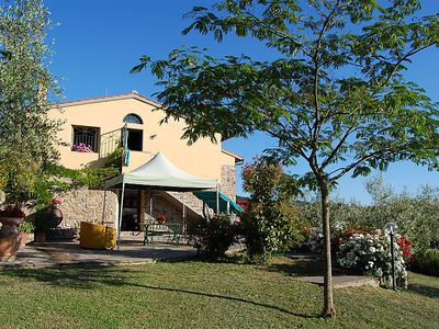 Photo for 3 bedroom Villa, sleeps 6 in Falgano with Pool