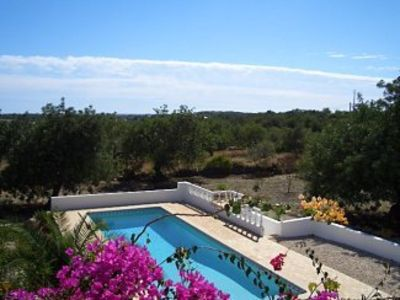 Photo for Restored secluded Farmhouse with Large Pool & Wi-Fi,  A/L letting licence 55204