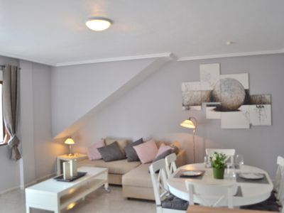 Photo for DAYA VIEJA Brand new bungalow 2 bedrooms large terrace + pool