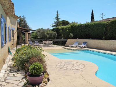Photo for Vacation home La Souate (FEN180) in Fayence - 8 persons, 4 bedrooms