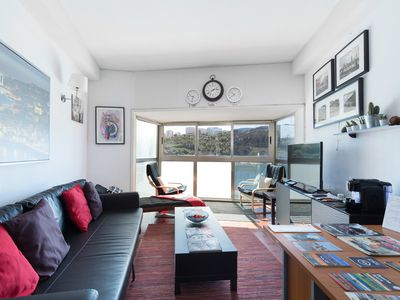Photo for Apartment with panoramic view of the Douro River