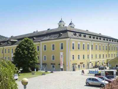 Photo for Studio apartment im Schloss Mondsee, Mondsee  in Salzkammergut - 3 persons