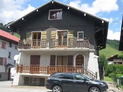 Photo for Comfortable apartment, 4 people, balcony, wifi, in the heart of Megève!