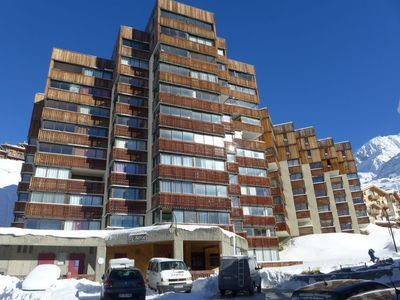 Photo for Apartment in Saint-Martin-de-Belleville with Lift, Internet (111767)