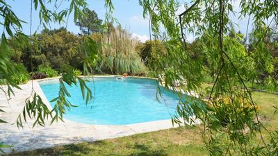 Photo for 2 bedroom Villa, sleeps 4 in Quart d'Onyar with Pool and WiFi