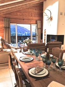 Photo for Beautifully renovated, stunning views, best area of Villars