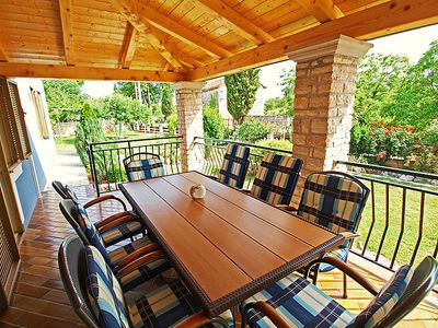Photo for Vacation home Begonija in Rovinj/Kanfanar - 7 persons, 4 bedrooms