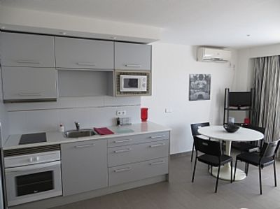 Photo for 1BR Apartment Vacation Rental in Puerto de Alcudia, Balearic Islands