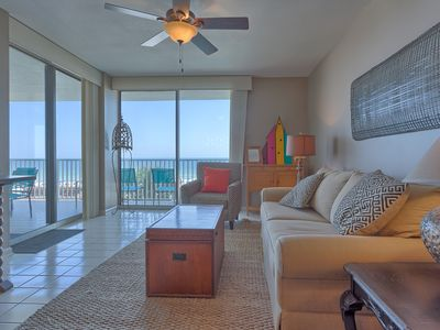 Photo for Romar Place 302 Orange Beach Gulf Front Vacation Condo Rental - Meyer Vacation Rentals