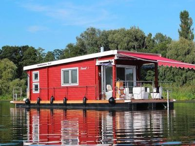 Photo for Houseboat auf der Havel, Berlin  in Berlin - 4 persons, 1 bedroom