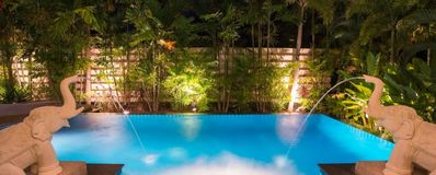 Photo for A Specious 3 Bedroom Pool Access Villa