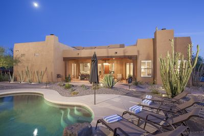 Courtside Villa  - Our Courtside Villa offers luxurious desert living both indoors and out