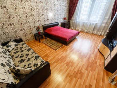 Photo for 1BR Apartment Vacation Rental in Yekaterinburg, Sverdlovskaya oblast'