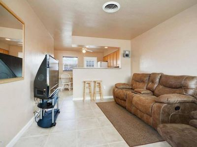 Photo for Beautiful condo close to the beach, the restaurants, and activities