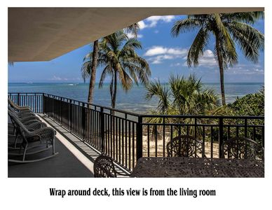 Photo for Panoramic 3BR/3BA Condo - Direct Beach Ocean Front