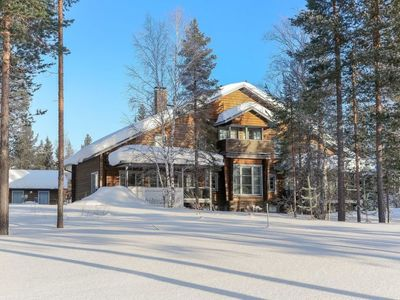 Photo for Vacation home Hiihtogreeni a in Kittilä - 12 persons, 7 bedrooms