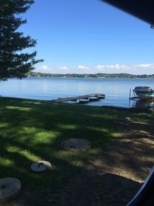 Photo for Lakefront Retreat! A Family Friendly Get Away Between Akron And Canton OH