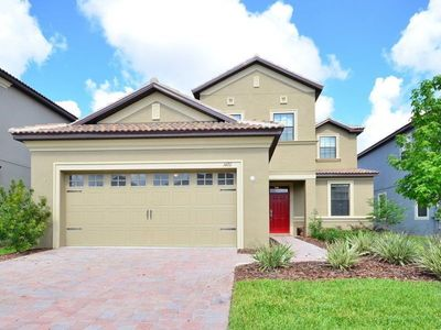 Photo for Ov3835 - Champions Gate Resort - 5 Bed 4 Baths Townhome