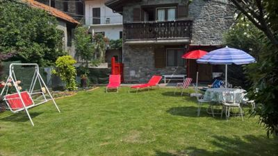 Photo for Large and comfortable holiday home with private garden. Up to 10 people