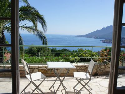 Photo for Independent villa Superb sea view