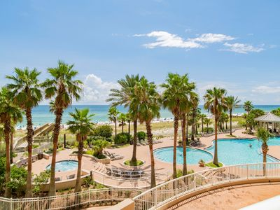 Photo for Gulf front Condo at the Indigo Resort with 6000 square foot pool