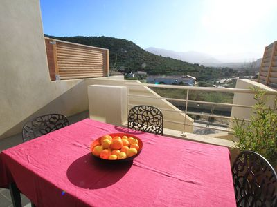 Photo for New apartment duplex with calm, 4-6 St Florent