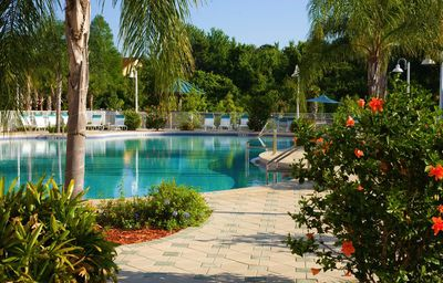 Photo for Lakefront Full Resort Condo Close to Disney 1 BR 2 Bath Sleeps 6 Beautiful View