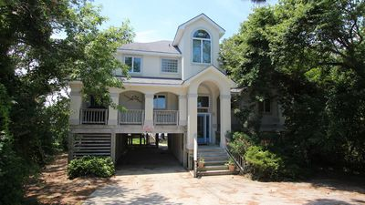 Photo for MS100, Timberly II/ Soundfront, 5 Bedrooms, 4.5 Bathrooms