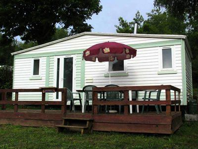 Photo for Camping Le Balcon de Chartreuse *** - Mobile home Lavande 3 Rooms 4/6 People