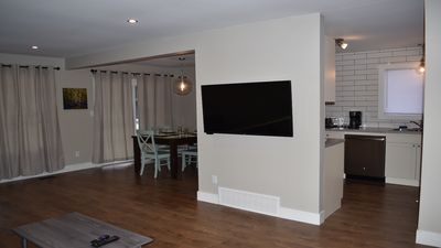 Photo for Cozy furnished rental, located near beaches