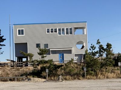 Photo for Loveladies Ocean Front pet friendly home. Roof top deck with spectacular coastal views  41392