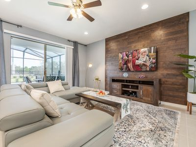 Photo for 8935 Gorgeous Themed 5 BR Home By Disney