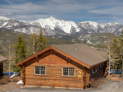 Photo for 7 Day Summer Cancellation/Cowboy Heaven Cabin/Moonlight Basin/Views & Ski-in/out