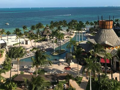 Photo for Holiday Escape at Luxurious Villa Del Palmar in Cancun
