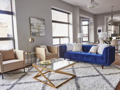 Photo for Chic 3BR in Old Town by Sonder