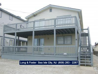 Photo for Beach Block 2nd floor of a duplex with Awesome Views of the Ocean.