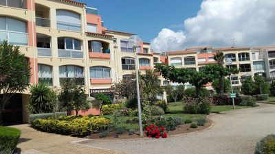 Photo for 1BR Studio Vacation Rental in Agde, Occitanie