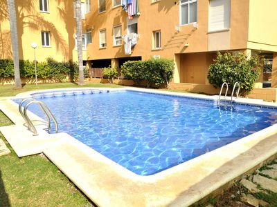 Photo for 3BR Apartment Vacation Rental in Dénia, Alicante