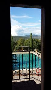Photo for Farmhouse in Maremma, apt 4/5 people, with 360 ° view