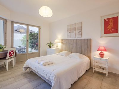 Photo for Comfortable studio with large terrace heart of Cannes