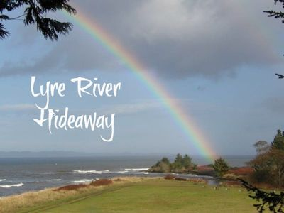 Gorgeous off the grid property at the mouth of the Lyre River and Strait of Juan de Fuca