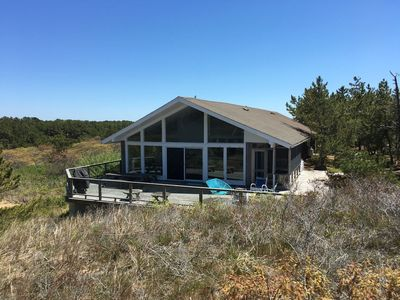 Photo for Secluded 5BD Water View Retreat on Lieutenant Island: Deck, Direct Access to Beach