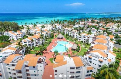 Photo for Stanza Mare LVR Punta Cana  2BR Ocean Front
